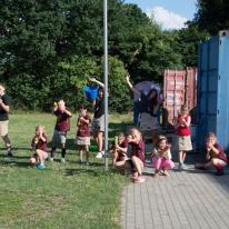 Kamp Westmeerbeek juli 2017